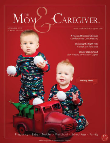 mom and caregiver december 2017 cover image