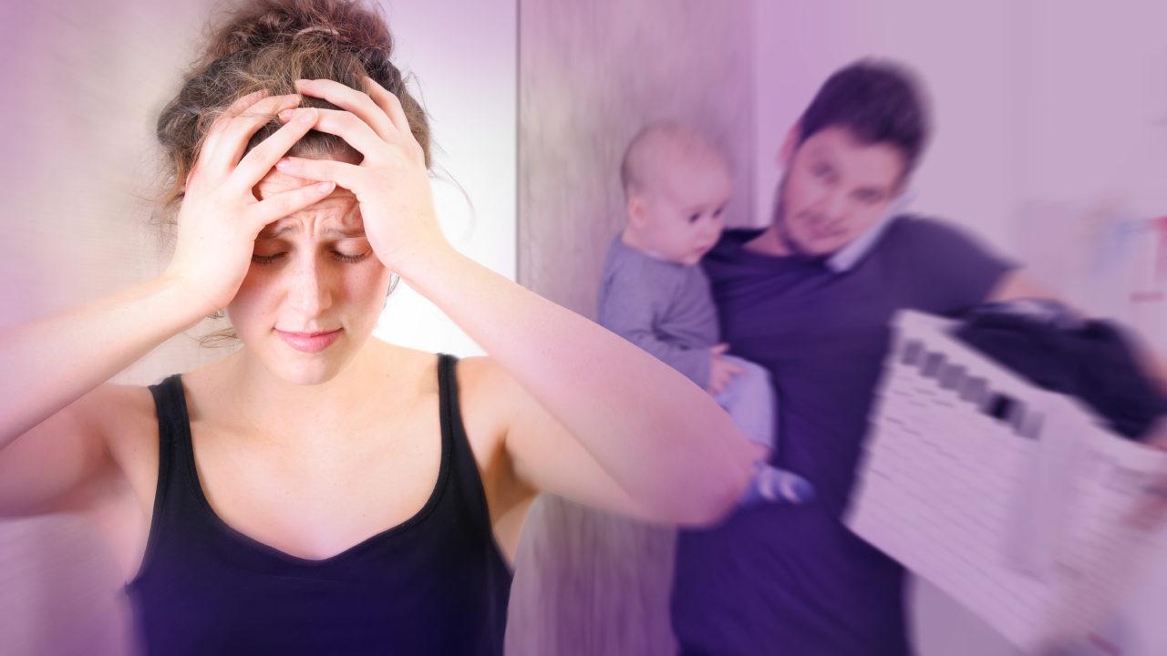 postpartum depression article image