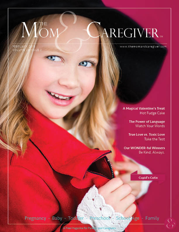 Mom and Caregiver February 2018
