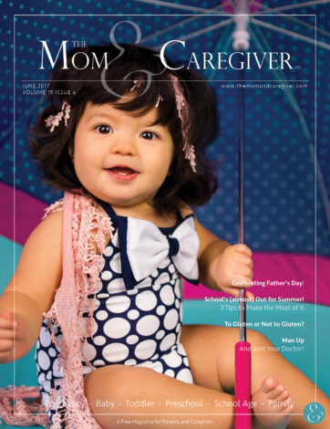mom and caregiver june 2017 cover image